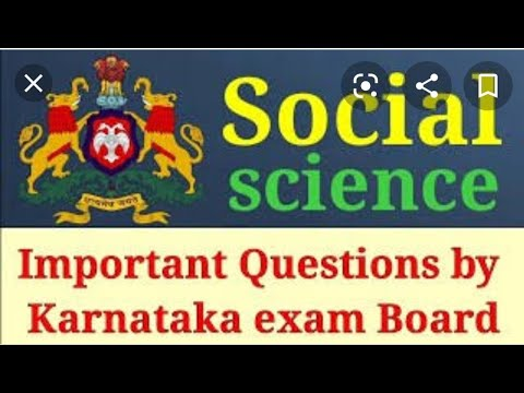 10th Std Social Science Most Important Question Answer Analysis