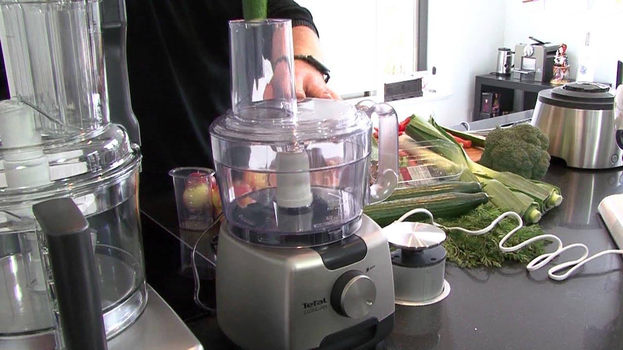 Ongekend Kieskeurig.nl Koopgids over keukenmachines - YouTube YA-59