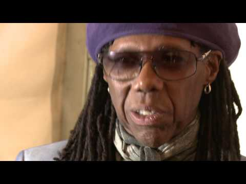 Interview with Nile Rodgers of CHIC