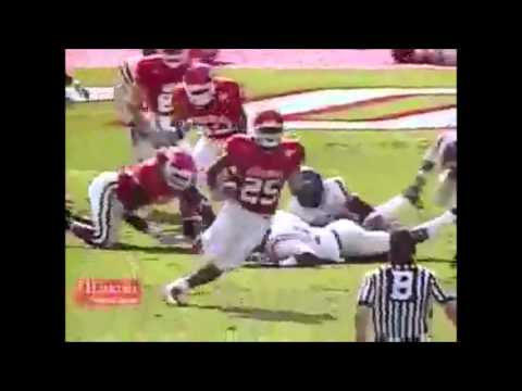 Felix Jones 4 Career Kickoff Return TD