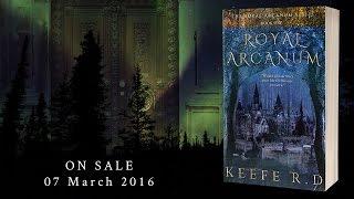 Royal Arcanum (The Royal Arcanum #1) Book Trailer