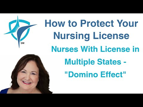 Nurses With Licenses In Multiple States -