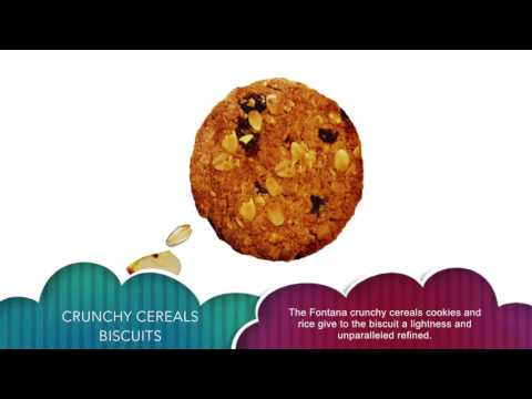 Crunchy cereals biscuits made in italy -  Healthy breakfast food for distributors