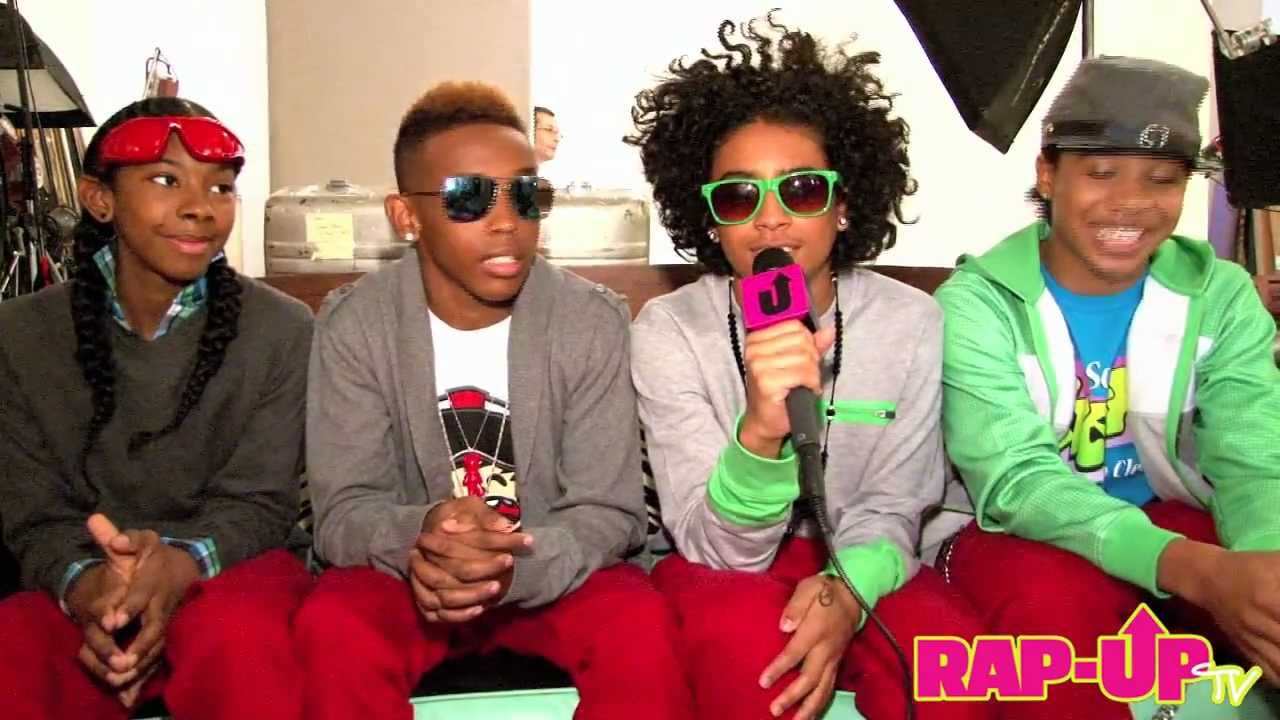 Do mindless behavior have celebrity crushes - answers.com