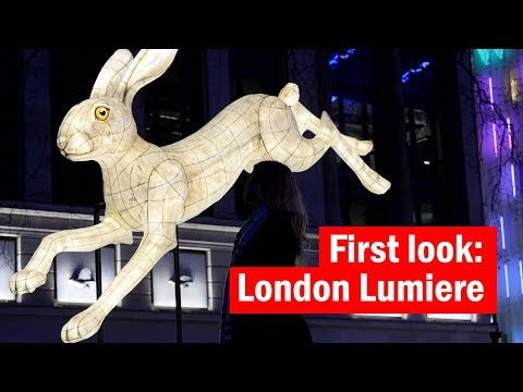 London Lumiere   First look   Time Out