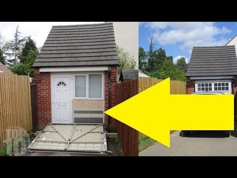 10 Normal Looking Homes That Hide SECRETS