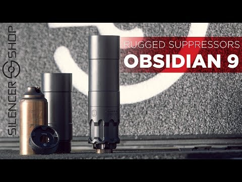 Silencer Range Time Report: Rugged Obsidian 9