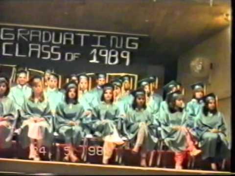 Karachi American School's Class of 1989 Graduation