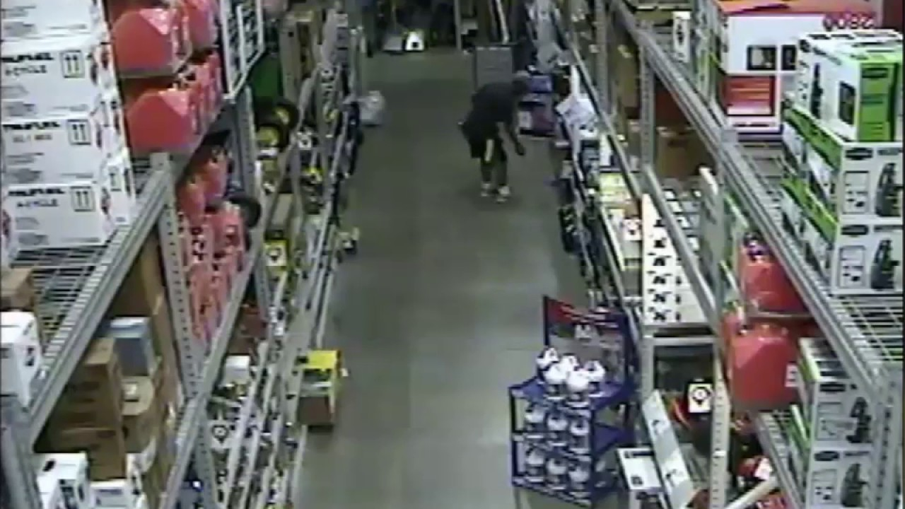 Lowes Theft 1611020030