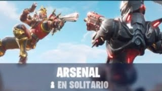 PLAYING THE NEW WEAPON GAME MODE *ARSENAL* in FORTNITE! (BUGEED MODE) -RoEssYT