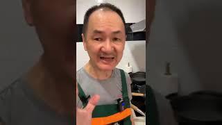 表弟好煮意 - 三菇肉丝, 亚叁明虾, 西芹苏冬, Three Mushrooms with Shredded Pork, Asam Prawn, Celery with Sotong