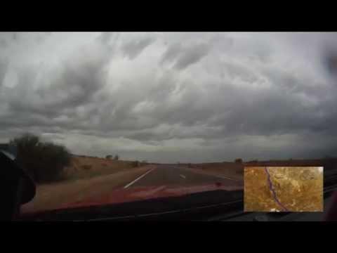 Epic Australian Road Trip Time-Lapse