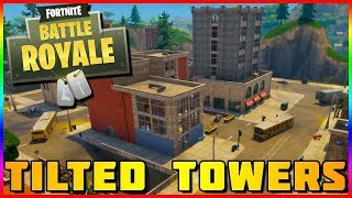 My BEST START in Tilted Towers Ended Like This?!?!?!?