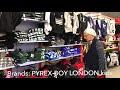 Brands: PYREX-BOY LONDON kids