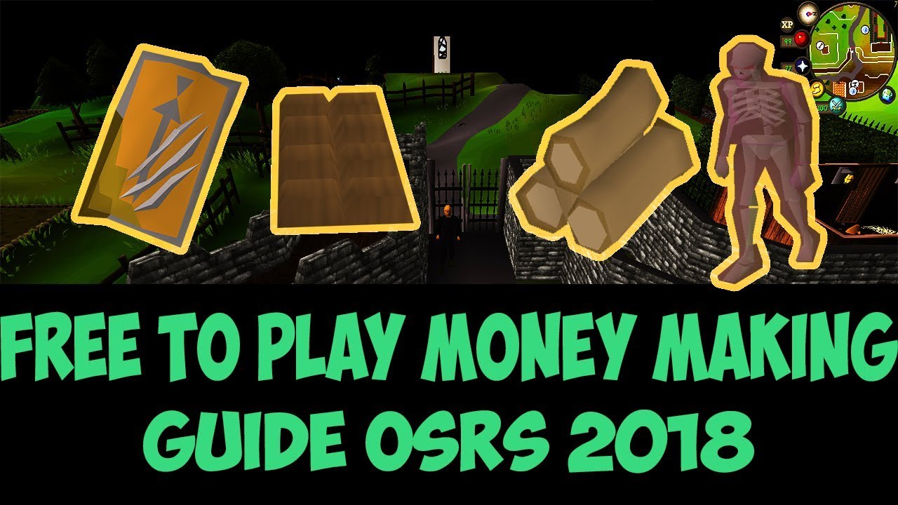 How to Make Gold in OSRS (Easy Guide for Beginners)