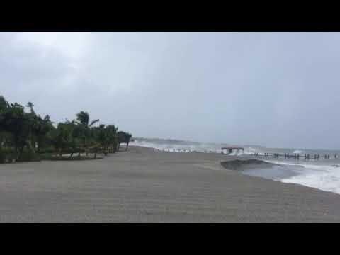 Four Season's Resort Nevis - 6 Sep after Hurricane Irma