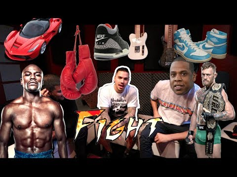 Special Cloth Talk EP.2 (JAY Z, OFF WHITE, MAYWEATHER VS MCGREGOR)