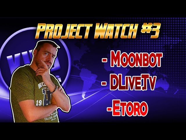Moonbot Trading Bot, eToro and Drunk on Crypto Announcement!