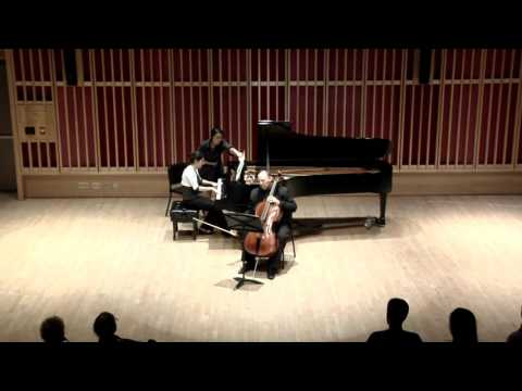 Peter Wiley and Anna Polonsky perform Schumann, Brahms, Bach, and Chopin