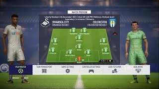 Fifa 18 career mode colchester utd ep 60 (youth squad prospects 3)
