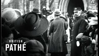 Wedding Of Beatrice Lillie And Robert Peel  AKA Stage Society Wedding (1920)