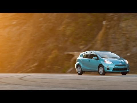 Toyota Prius C Video Review -- Edmunds.com
