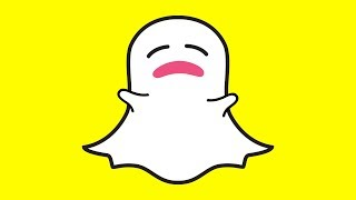 SNAPCHAT THE SOCIAL NETWORKING APP IS DOWN!