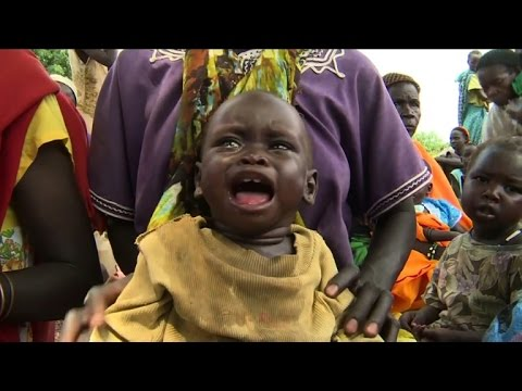 Aid agencies intensify efforts to feed hungry in South Sudan