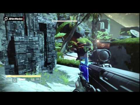 Destiny - Vex Mind Core & Research Lab