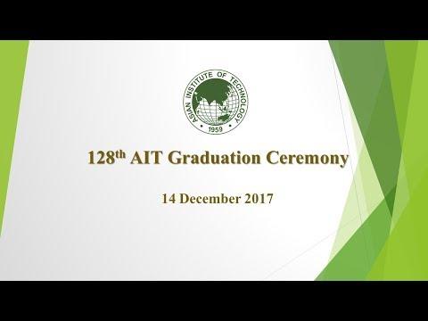 128th AIT Graduation Ceremony