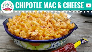 Macaroni and Cheese with Chipotle  TexMex Recipes and Mexican Food - Spicy Latina Mom