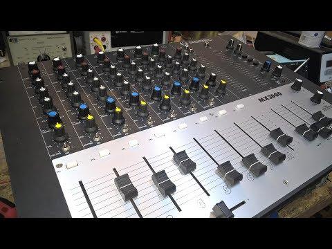 BEB #59: Rodec MX3000 DJ Mixer: What's inside?