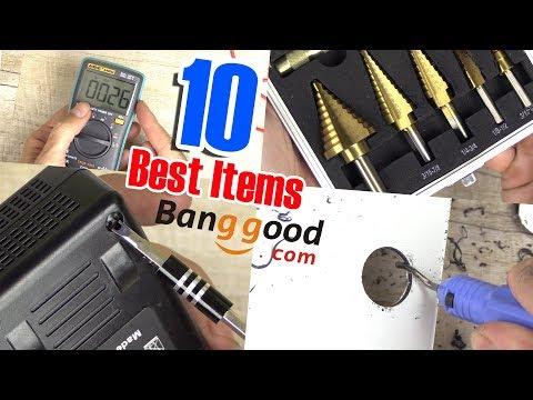 10 Migliori oggetti per il FAI DA TE che dovete assolutamente avere - Banggood