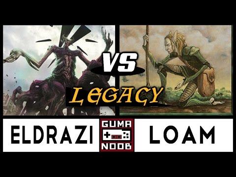 Legacy - ELDRAZI vs 4 COLOR LOAM (CLC/E8 - Semifinal)