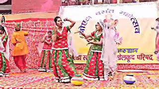 Indian Cultural Dance (HD) Holi Songs