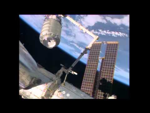 Orbital Sciences' Cygnus Spacecraft Arrives at the ISS | NASA Space Science