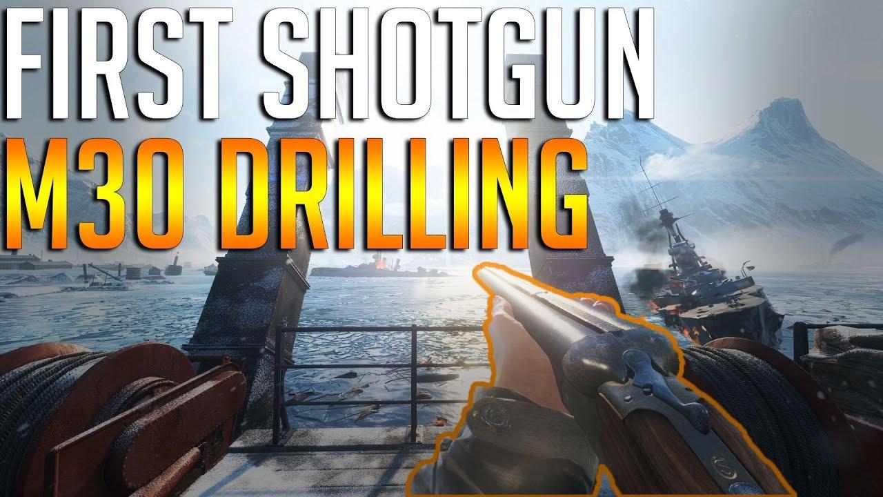 Drilling for fun