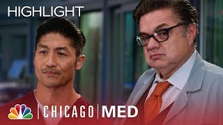 Kidnapped Girl Meets Her Birth Mother - Chicago Med (Episode Highlight)
