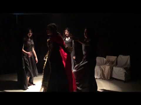"""Obra """"Lady Macbeth"""""""