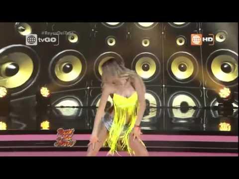 Yahaira Plasencia La reina del totó - Reyes del Show - 14-11-