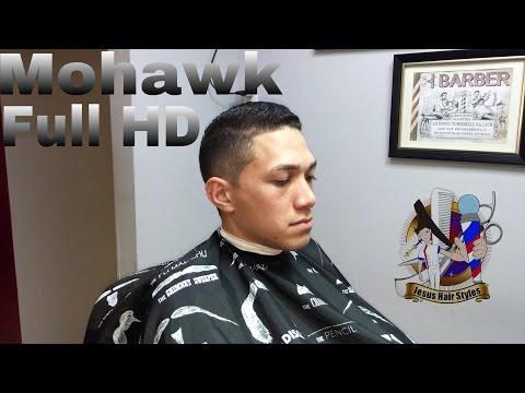 Tutorial Mohawk(cresta de gallo)