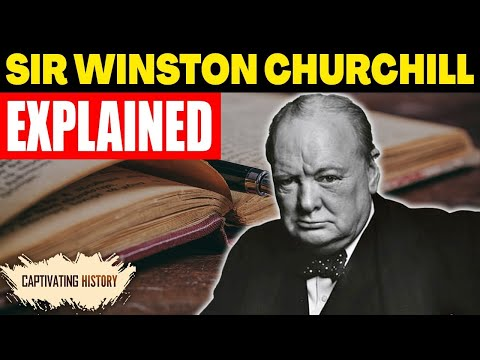 Winston Churchill: An Animated Biography of Britain's Prime Minister During World War 2