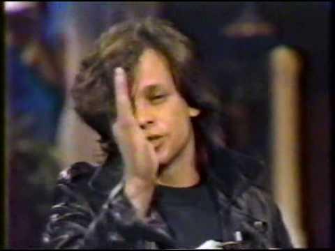 John Mellencamp May 1982 Interview