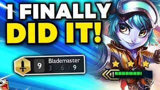 Gambar cover I MANAGED TO MAKE A 9 BLADEMASTERS COMP! | Teamfight Tactics