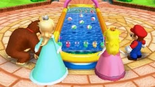 Mario Party Star Rush - World 4-3 - Toad Scamble