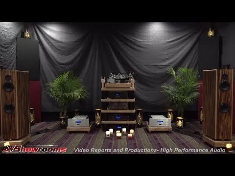 Odyssey Audio, Stratos Monoblocks, Magnan Cables, VPI Turntable, Soundstage Experts, Capital Audiofe
