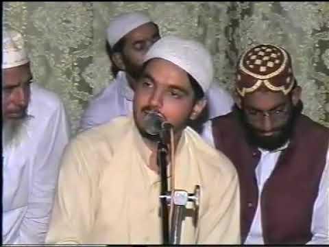 Mery Nabi di kel kal chal dhal roshni naat by Hassan Raza Qadri from samundri