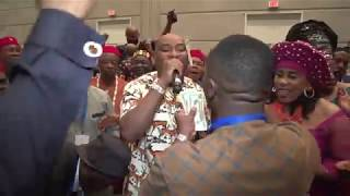 AJ Warrior at Mbaise USA Convention 2018