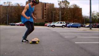 Trick Tip Series 1: Ghostride Kickflip