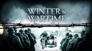 Winter In Wartime - UK DVD Menu, Region 2